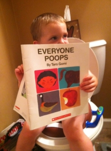 A favorite book in our house.