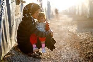 syrianwomanandchild